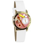 Baking Watch Small Gold Style