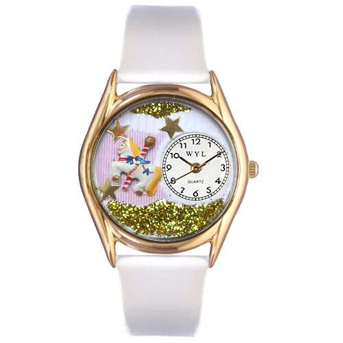 Carousel Watch Small Gold Style
