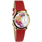 Bunco Watch Small Gold Style