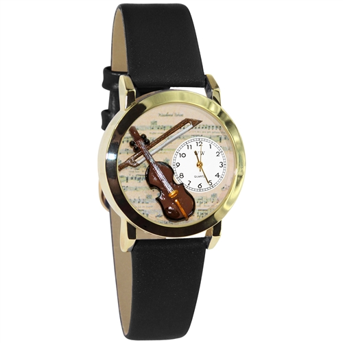Violin Watch Small GoldStyle