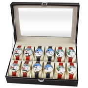 Christmas Watch 12ct Prepack (6 Gold; 6 Silver)