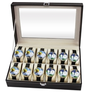 Halloween Watch 12ct Prepack (6 Gold; 6 Silver)