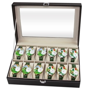 St.Patrick's Watch 12ct Prepack (6 Gold; 6 Silver)
