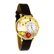 Maltese Watch in Gold (Large)