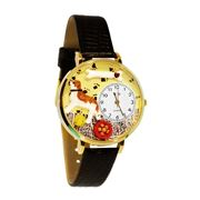 Saint Bernard Watch in Gold (Large)