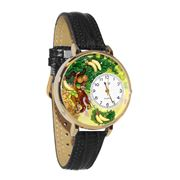 Monkey Watch in Gold (Large)
