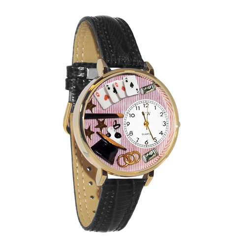 Magic Watch in Gold (Large)