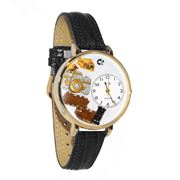 Photographer Watch in Gold (Large)