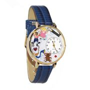 Pediatrician Watch in Gold (Large)