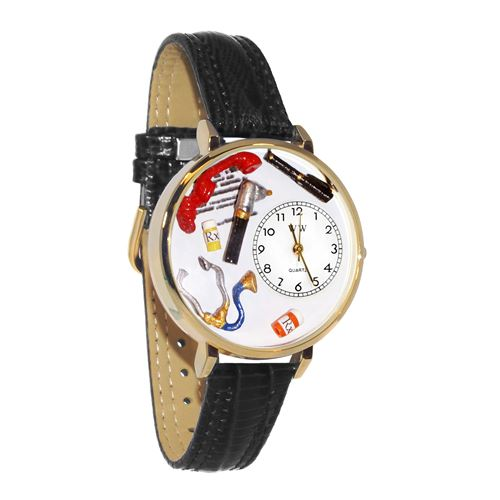 Doctor Watch in Gold (Large)