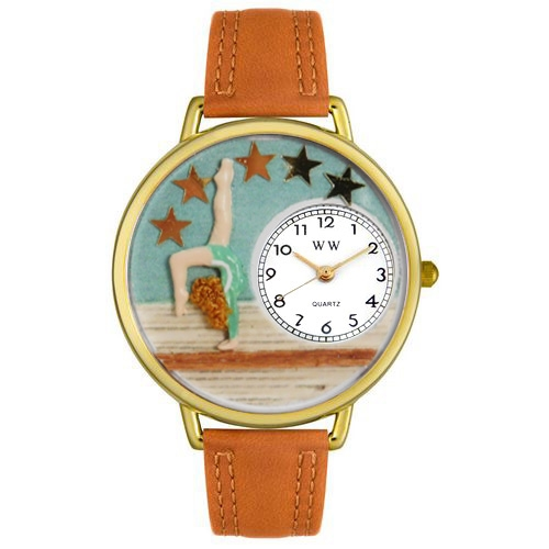 Gymnastics Watch in Gold (Large)