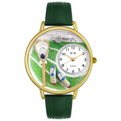Lacrosse Watch in Gold (Large)