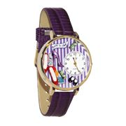 Shoe Shopper Watch in Gold (Large)
