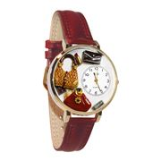 Purse Lover Watch in Gold (Large)