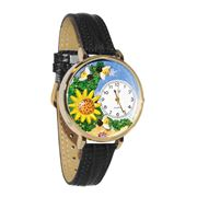 Sunflower Watch in Gold (Large)
