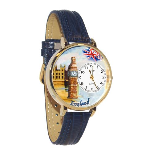 England Watch in Gold (Large)