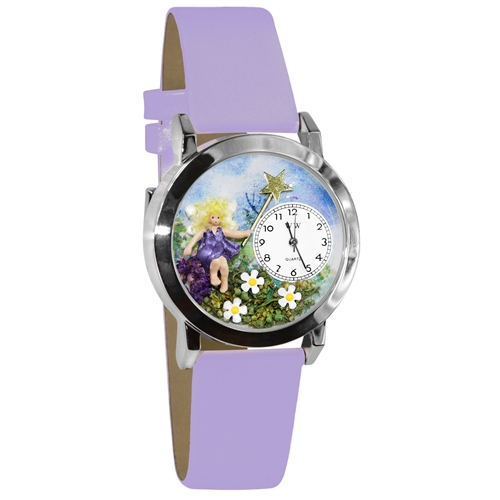 Fairy Watch Small Silver Style