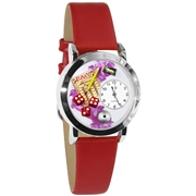 Bunco Watch Small Silver Style