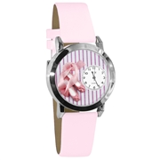 Ballet Shoes Watch Small Silver Style