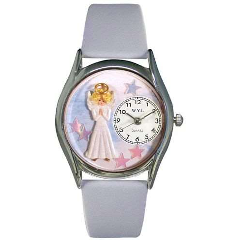 Angel Watch Small Silver Style