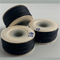 Black G Bobbins - High-Spec-1/2 Gross