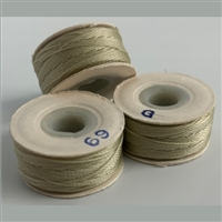 Beige G Bobbins - High-Spec-1/2 Gross