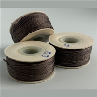 Brown G Bobbins - High-Spec-1/2 Gross