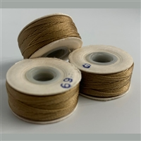 Lt Brown G Bobbins - High-Spec-1/2 Gross