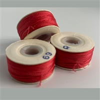 Scarlet G Bobbins - High-Spec-1/2 Gross