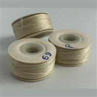 Cream G Bobbins - High-Spec-1/2 Gross