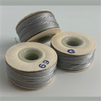 Silver G Bobbins - High-Spec-1/2 Gross