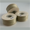 "Beige ""M"" Bobbins - High-Spec-1/2 Gross"