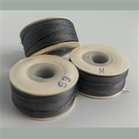 "Dark Gray ""M"" Bobbins - High-Spec-1/2 Gross"