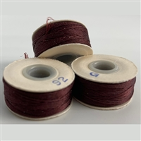 Burgundy G Bobbins-Sunguard-1/2 Gross