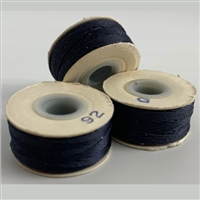 Navy G Bobbins-Sunguard-1/2 Gross
