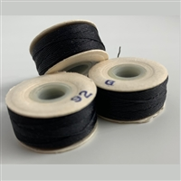 Black G Bobbins-Sunguard-1/2 Gross