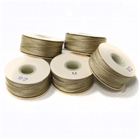 Beige M Bobbins -Sunguard -1/2 Gross