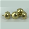 "1009 Brass Plated 7/16"" Decorative Nails"