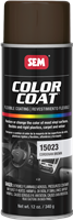 SEM Color Coat Aerosol 15023 Cordovan Brown
