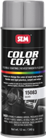 SEM Color Coat Aerosol 15083 Silver