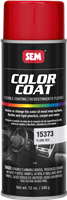 SEM Color Coat Aerosol 15373 Flame Red