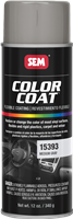 SEM Color Coat Aerosol 15393 Medium Gray
