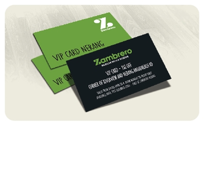 Business Cards - 4 Colour Both Sides