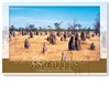 Anthills - Large Postcard  AOBL-010