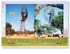Windmill & Sheep - Large Postcard  AOBL-029
