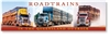Roadtrains in the Queensland Outback - Long Magnets  AOBLM-091