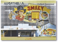 Smiley's Mural - Standard Postcard  AUG-002