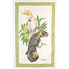 COCKATOO Cotton/Linen Tea Towel - B403