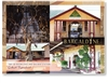 Tree of Knowledge & Railway Station - Standard Postcard  BAR-002