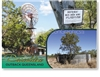 Barcaldine Outback Queensland - Standard Postcard  BAR-012